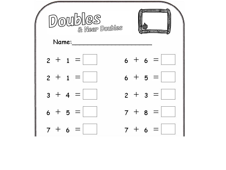 Pin Doubling Worksheets For Grade Jobspapacom On Pinterest
